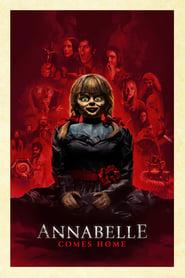 Annabelle Comes Home (2019) BluRay [Hindi – English] Original Dual Audio
