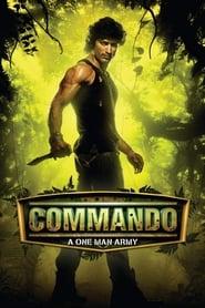 Commando – A One Man Army 2013 Hindi HDRip 850mb